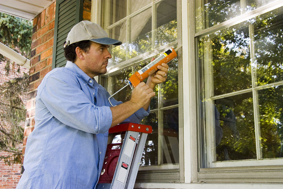 caulking services in Massachusetts