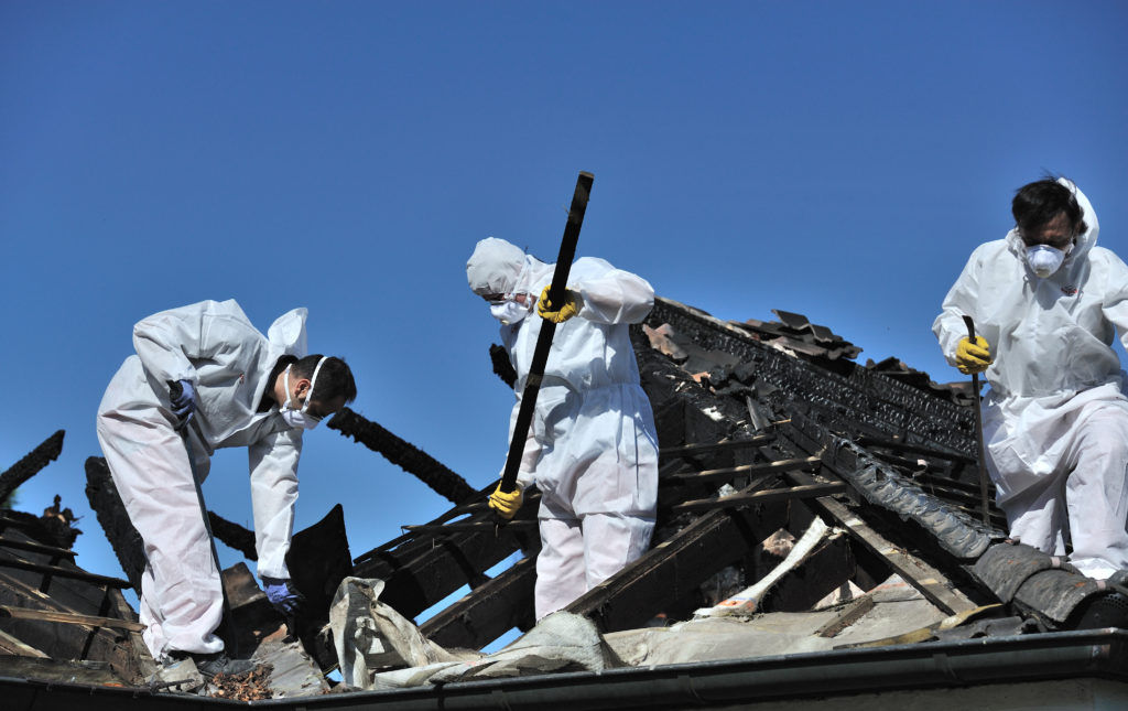 affordable fire damage repair in Massachusetts